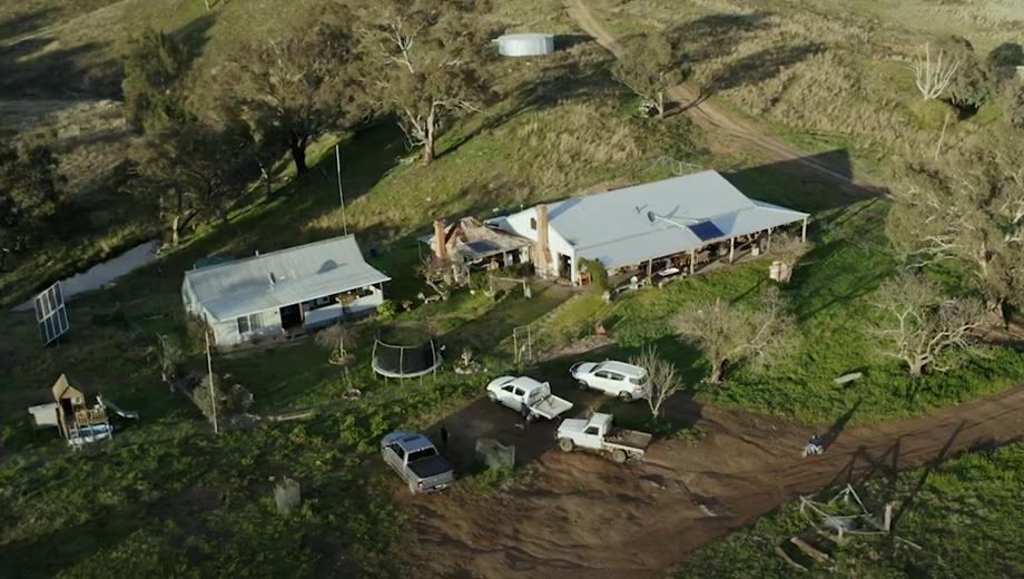 Farmhouse - Stoney Creek Farm;