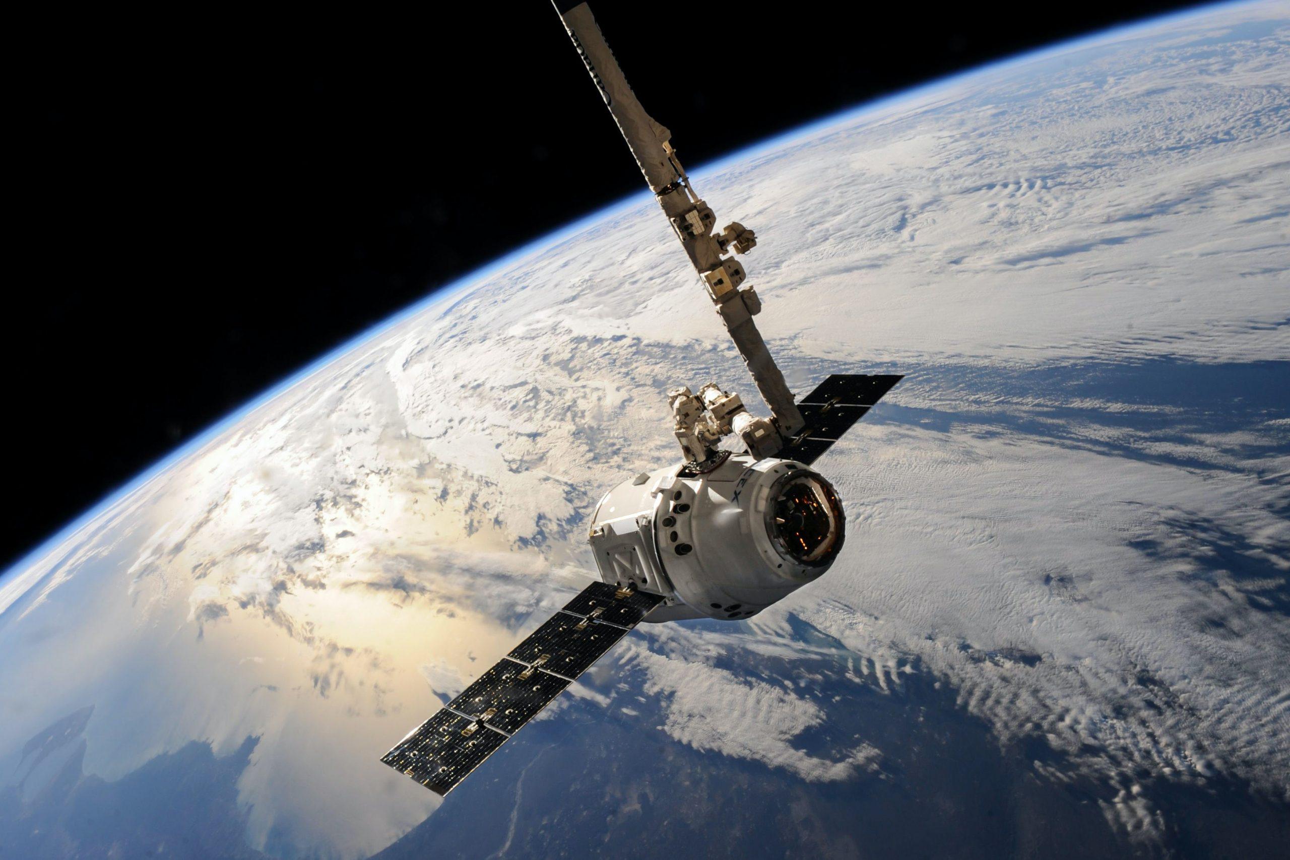 Farmdeck satellite for farm;
