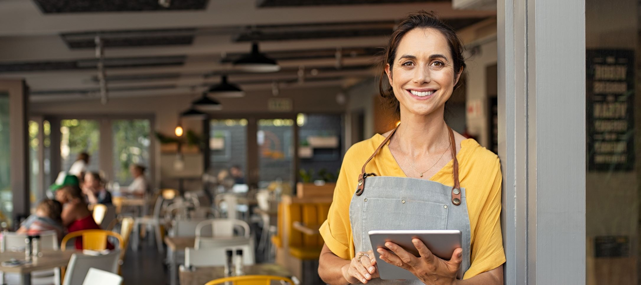 Exploring technologies for the food services industry