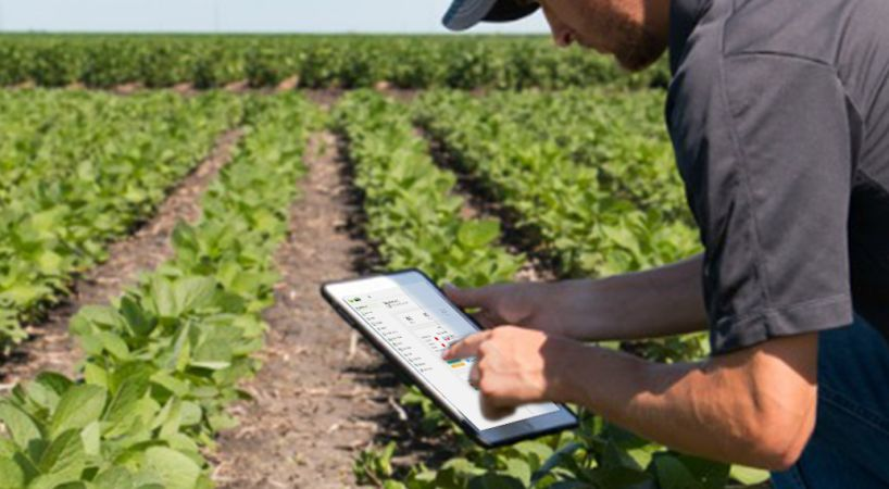 Precision Farming: Tech integration enhancing farm operations