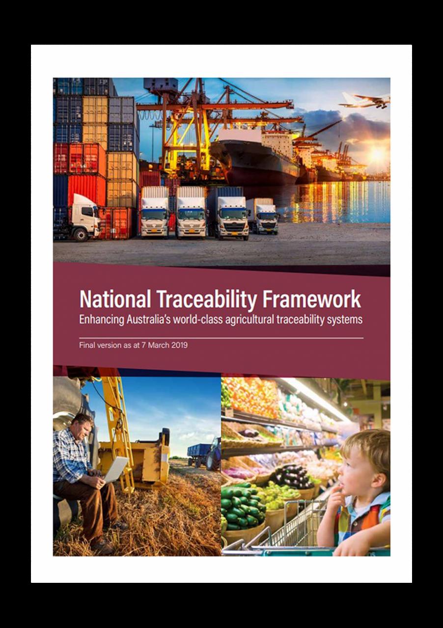 Crop traceability;